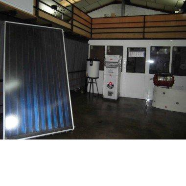 Energ a solar t rmica madrid instalaciones rumagas - Energia solar madrid ...